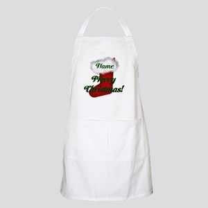 Christmas Stocking Apron