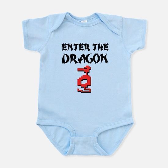 Enter the Dragon Infant Bodysuit