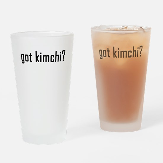 Got Kimchi? Drinking Glass