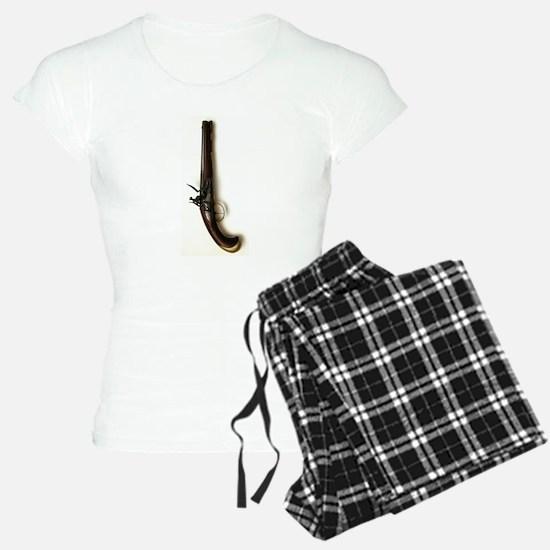 Civil War Pistol Pajamas