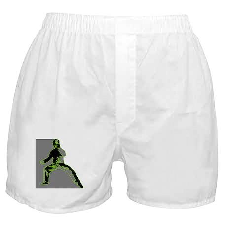 Blue Fist GR2 Boxer Shorts