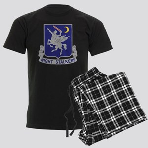 160th SOAR (1) Men's Dark Pajamas