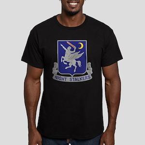 160th SOAR (1) Men's Fitted T-Shirt (dark)