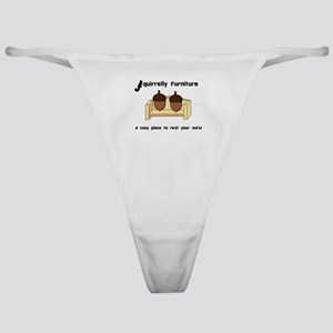 Squirrelly Furniture Classic Thong