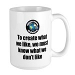 What We Like 15 oz Ceramic Large Mug