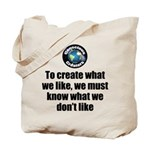 What We Like Tote Bag