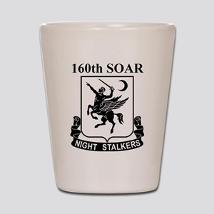 160th SOAR (1) Shot Glass