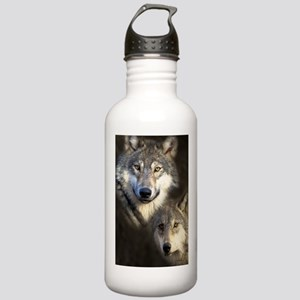 Wolfpack Stainless Water Bottle 1.0L