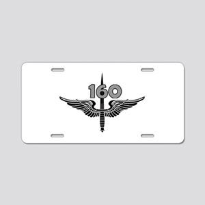 TF-160 Aluminum License Plate
