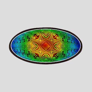 Polychrome Bubble - Patches