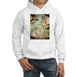 Venus - Yellow Lab #7 Hooded Sweatshirt