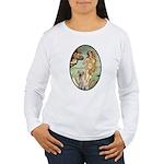 Venus - Yellow Lab #7 Women's Long Sleeve T-Shirt