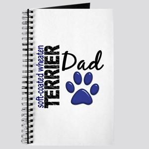 Soft-Coated Wheaten Terrier Dad 2 Journal