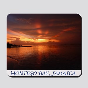 Montego Bay Sunset Mousepad