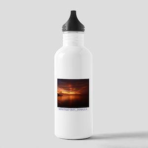 Montego Bay Sunset Stainless Water Bottle 1.0L