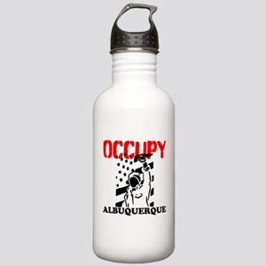 Occupy Albuquerque Stainless Water Bottle 1.0L