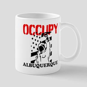 Occupy Albuquerque Mug
