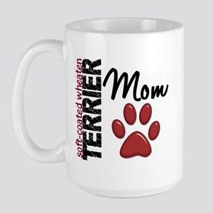Soft-Coated Wheaten Terrier Mom 2 Large Mug