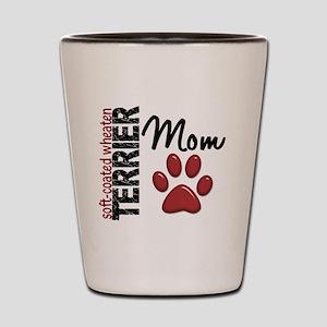 Soft-Coated Wheaten Terrier Mom 2 Shot Glass