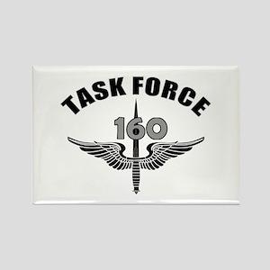 Task Force 160 Rectangle Magnet