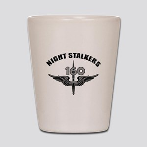 Night Stalkers TF-160 Shot Glass