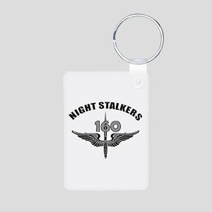 Night Stalkers TF-160 Aluminum Photo Keychain