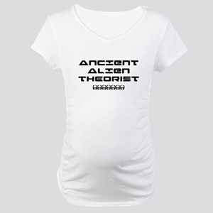 Ancient Aliens Maternity T-Shirt