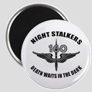 Night Stalkers TF-160 Magnet