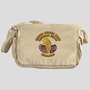 Army National Guard - Missouri Messenger Bag