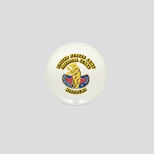 Army National Guard - Missouri Mini Button