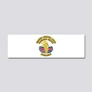 Army National Guard - Missouri Car Magnet 10 x 3