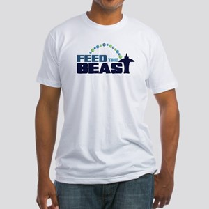 Feed The Beast: Fitted T-Shirt