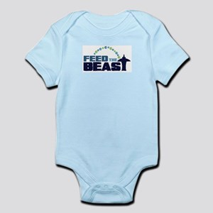 Feed The BEAST: Infant Bodysuit