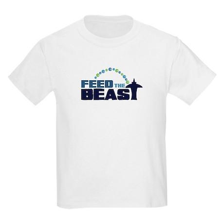 Feed The Beast: Kids Light T-Shirt