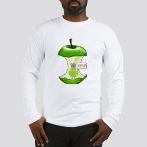 My Android Long Sleeve T-Shirt