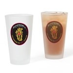 DRUMSTRONG Drinking Glass