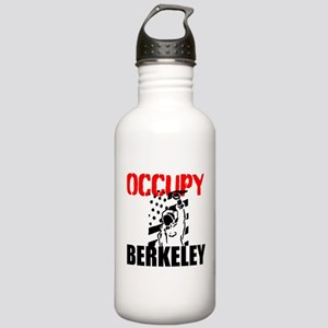 Occupy Berkeley Stainless Water Bottle 1.0L