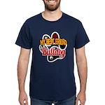 Bulldog Best Friend Dark T-Shirt