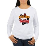 Bulldog Best Friend Women's Long Sleeve T-Shirt