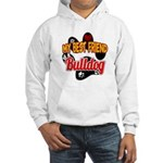 Bulldog Best Friend Hooded Sweatshirt