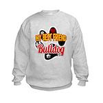 Bulldog Best Friend Kids Sweatshirt