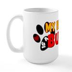 Bulldog Best Friend Large Mug