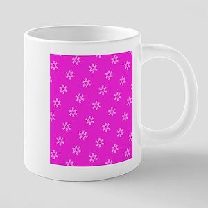 Pink Ribbons Breast Cancer Awareness Survivor Mugs