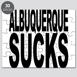 Albuquerque Sucks Puzzle