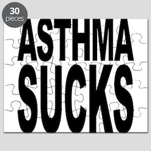 Asthma Sucks Puzzle
