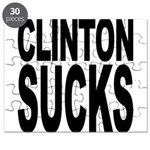 Clinton Sucks Puzzle