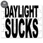 Daylight Sucks Puzzle