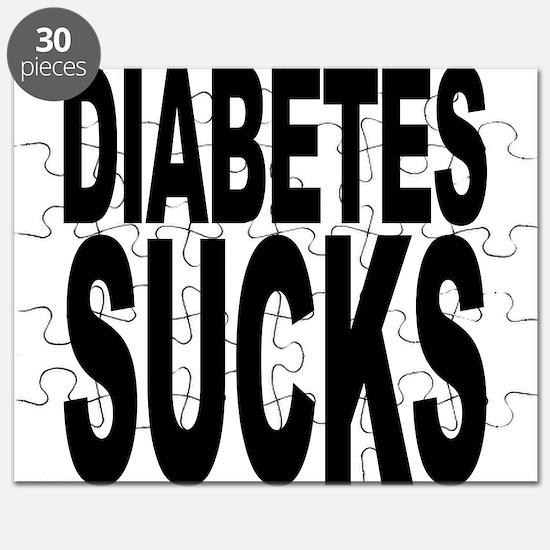 Diabetes Sucks Puzzle