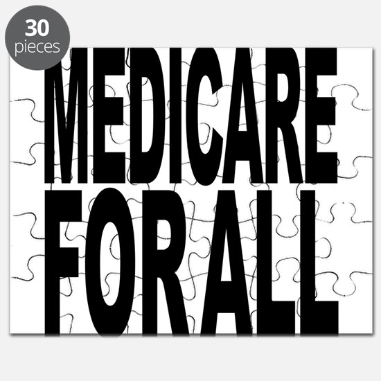 Medicare For All Puzzle
