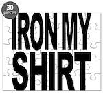 Iron My Shirt Puzzle
